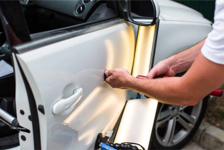 Paintless Dent Repair - Paron Collision
